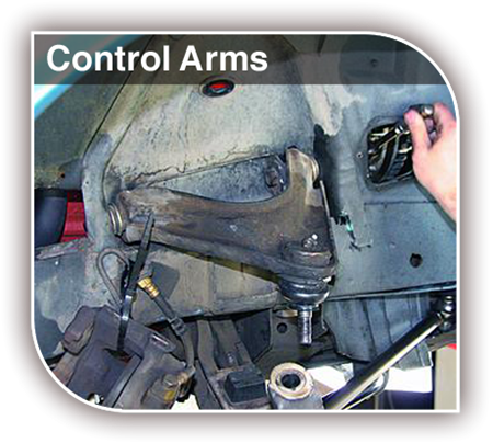Picture of Control Arms
