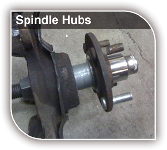 Picture of Spindle Hub Assemblies
