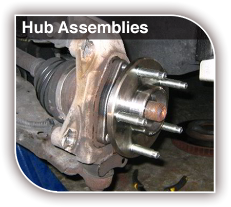 Picture of Hub Bearing Assemblies